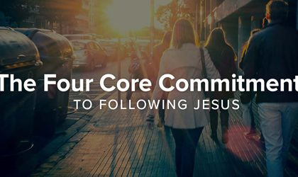4 Core Commitments - Part 3