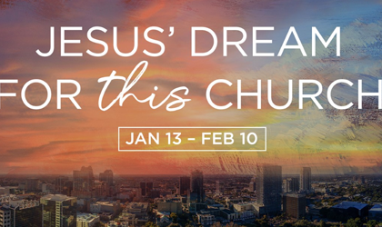 Jesus' Dream for THIS Church - Part 5, The Power of Unity and Diversity