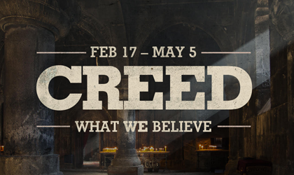 Creed - Part 9, Cross: God Dies