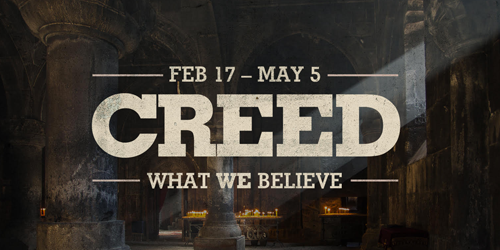 Creed - Part 10, Resurrection: God Saves