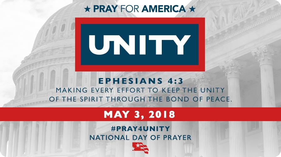 National Day of Prayer 2018